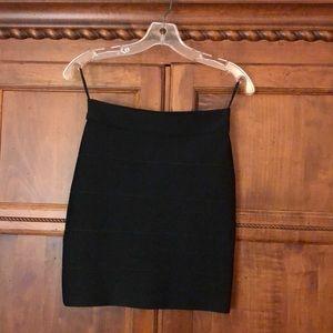 EUC - BCBG body conscious skirt